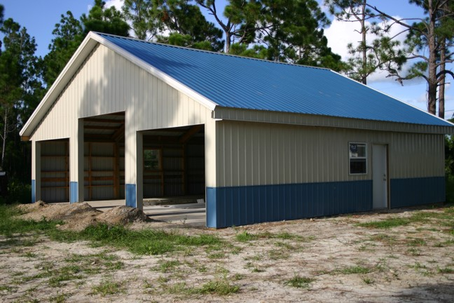 Barn 8 12 07 for 10 foot high garage door